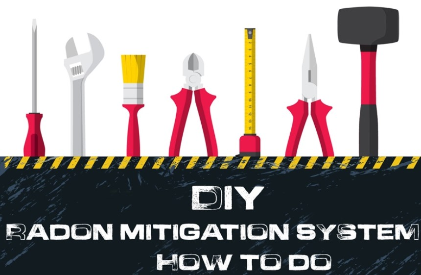 DIY Radon Mitigation